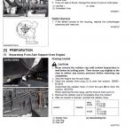 Kubota M95x, M105x, M125x Tractor Workshop Service Manual