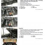 Kubota Rtv1140cpx Utility Vehicle Workshop Manual