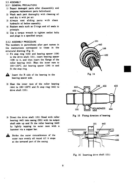 Kobelco Sk270lc-iv Excavator Service Manual