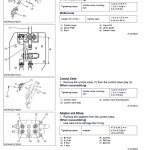 Kubota La181, La211 Front Loader Workshop Manual