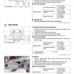 Kubota M5640su Tractor Workshop Service Manual