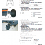 Kubota Bx1500 Tractor Workshop Service Manual