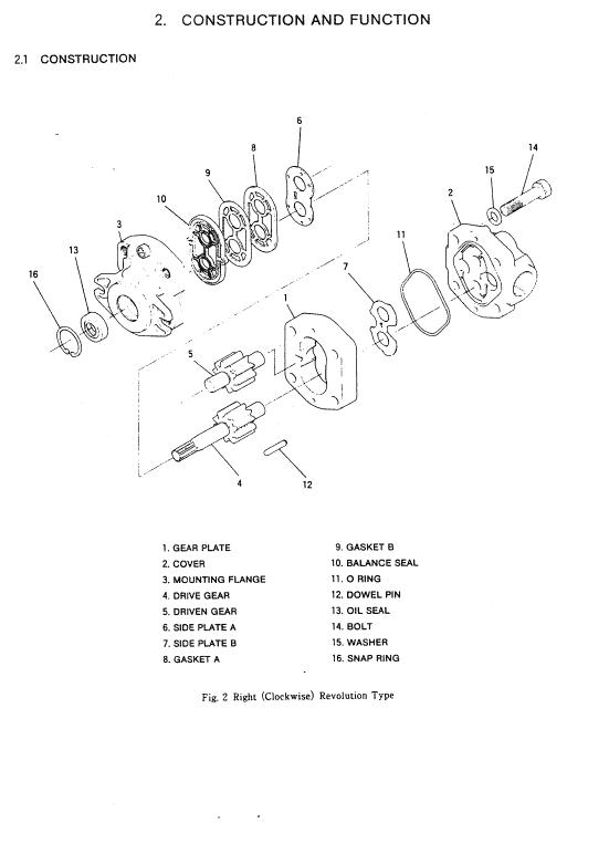 Kobelco Md140blc Excavator Service Manual