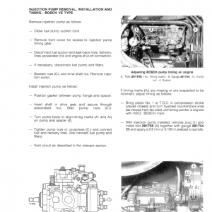 Fiat 55-66, 60-66, 65-66, 70-66, 80-66 Tractor Service Manual
