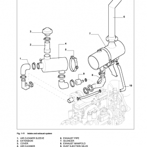 New Holland Lw110, Lw130, Lw130tc Wheel Loaders Service Manual