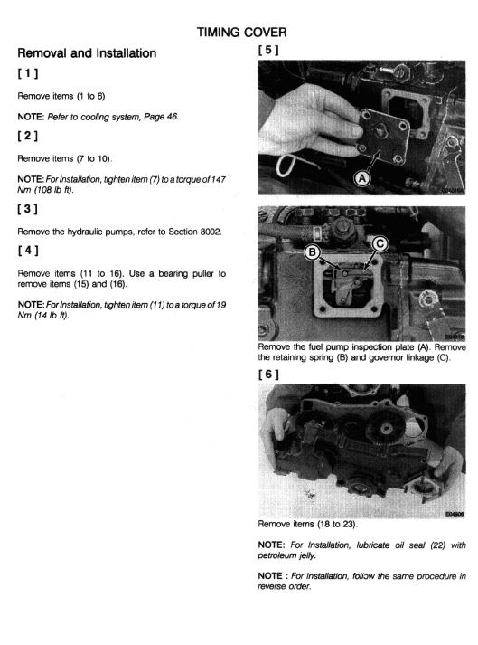 Cub Cadet Series 7000 Service Manual