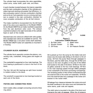 Ford Cm224, Cm274 Mowers Service Manual