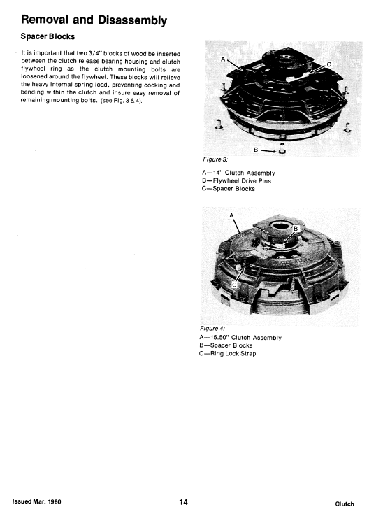 Ford Fw-20, Fw-30, Fw-40, Fw-60 Tractors Service Manual