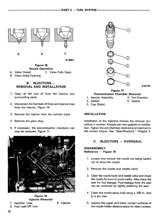 Ford 1120, 1215 And 1220 Tractor Service Manual