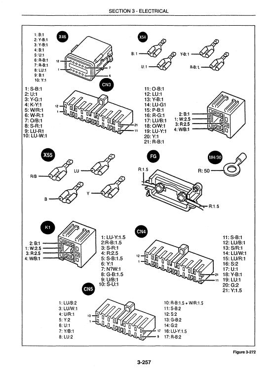 Ford New Holland 555e, 575e, 655e, 675e Backhoe Loader Service Manual