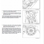 New Holland D180c Crawler Dozer Service Manual