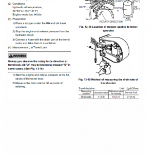 New Holland E265b, E265blc Excavator Service Manual