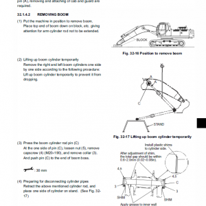 New Holland E385b, E385blc Excavator Service Manual