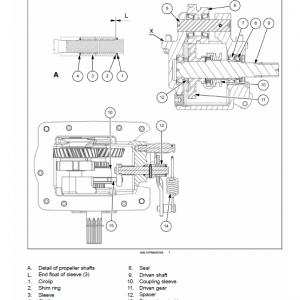 New Holland T3.60f, T3.70f, T3.80f Tractor Service Manual