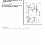New Holland 7630, 8030 Tractor Service Manual