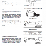 New Holland E160c Crawler Excavator Service Manual