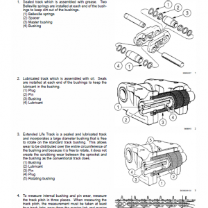 New Holland D150c Tier 2 Crawler Dozer Service Manual