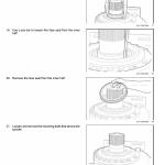New Holland D140b Crawler Dozer Service Manual
