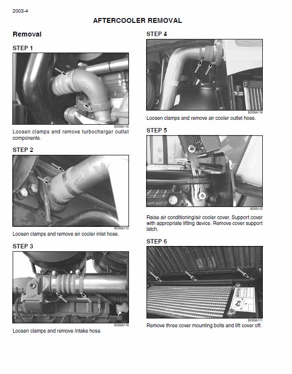 New Holland W130c Wheel Loader Service Manual