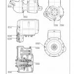 New Holland W50c, W60c, W70c, W80c Tier 4b Wheel Loader Manual
