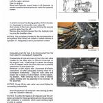 New Holland We170b, We190b Wheeled Excavator Service Manual