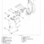New Holland W130d, W170d Tier 2 Wheel Loader Service Manual