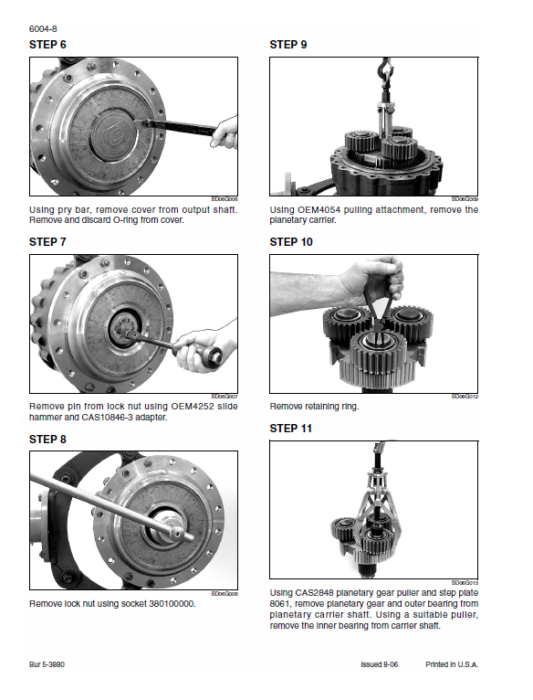 New Holland W190b Tier 3 Wheel Loader Service Manual