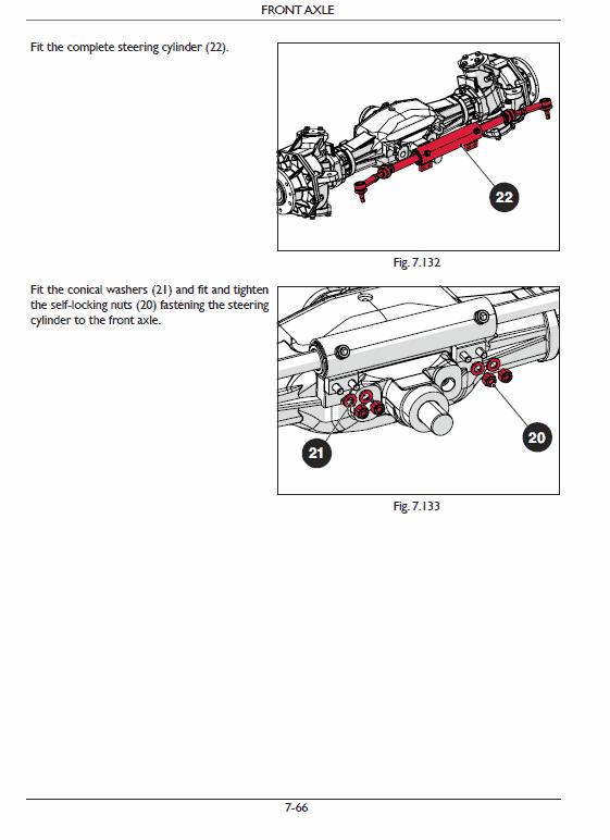 New Holland T4.90 Fb, T4.100 Fb, T4.110 Fb Tractor Service Manual
