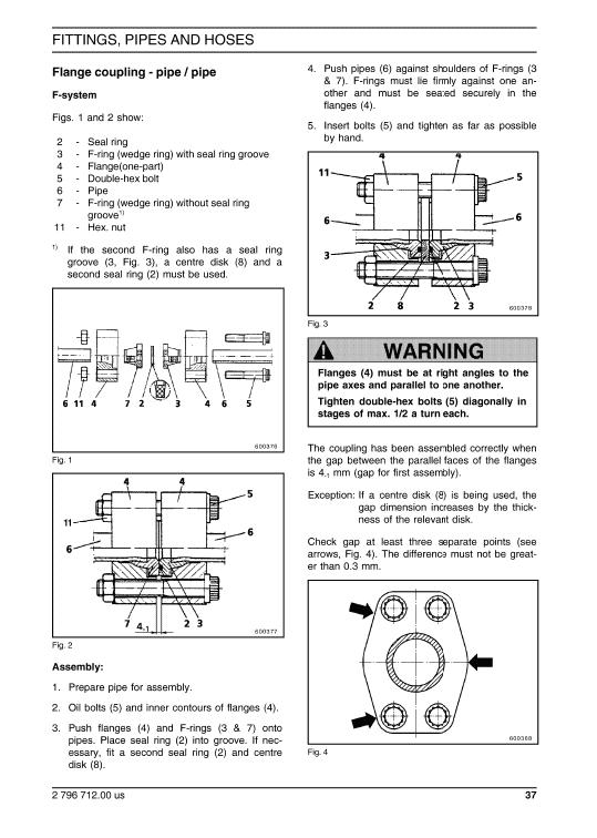 New Holland Lw50.b Wheel Loaders Service Manual