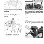 New Holland W110c Tier 2 Wheel Loader Service Manual