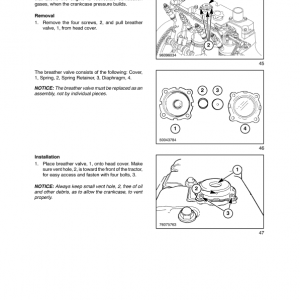 New Holland T1530 Tractor Service Manual