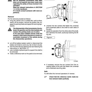 New Holland Ad300 Dump Truck Service Manual