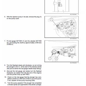 New Holland Tt55, Tt65, Tt75 Tractor Service Manual