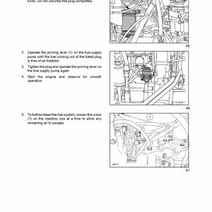 New Holland Tn75fa, Tn85fa, Tn95fa Tractor Service Manual