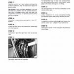 New Holland W110, W130 Wheel Loader Service Manual
