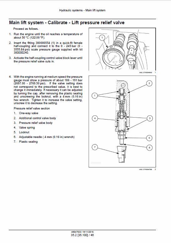 New Holland Straddle Td60, Td70, Td80, Td90, Td95 Tractor Service Manual
