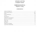 Challenger MT265B, MT275B Tractor Service Manual