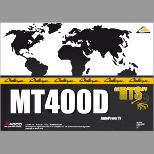 Challenger MT455D, MT465D, MT475D Tractor Manual