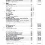 Case 1188 Excavator Service Manual