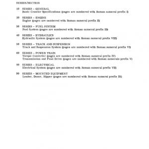 Case 1000D Crawler Dozer Service Manual